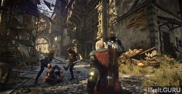 The Witcher 3 Wild Hunt + Blood and Wine RPG download torrent