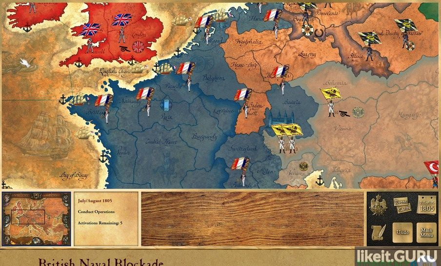 2016 Victory and Glory Napoleon Strategy download free