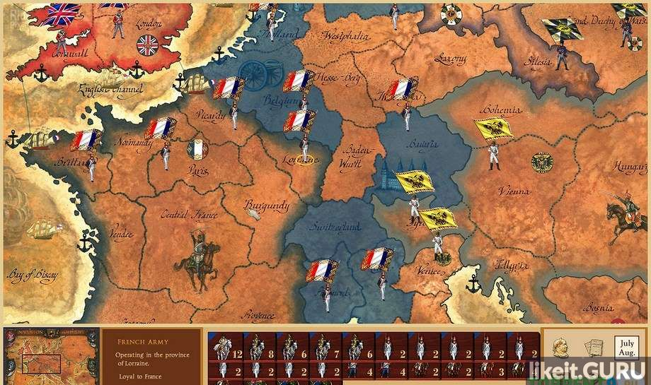 Victory and Glory Napoleon Strategy download torrent