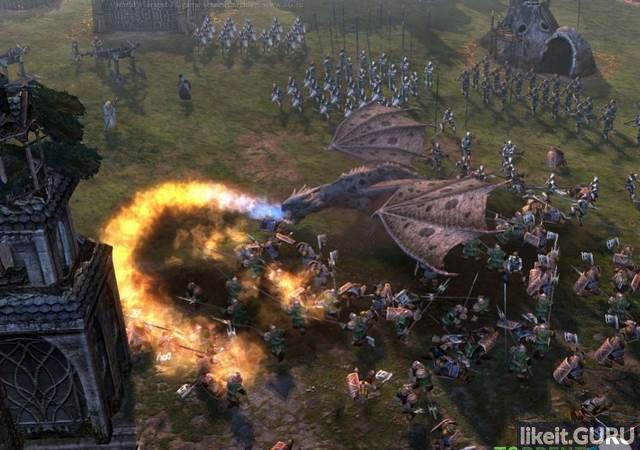battle of middle earth free download