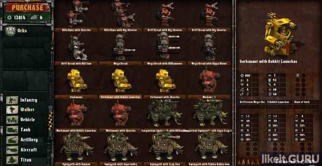 Warhammer 40,000 Armageddon game torrent download