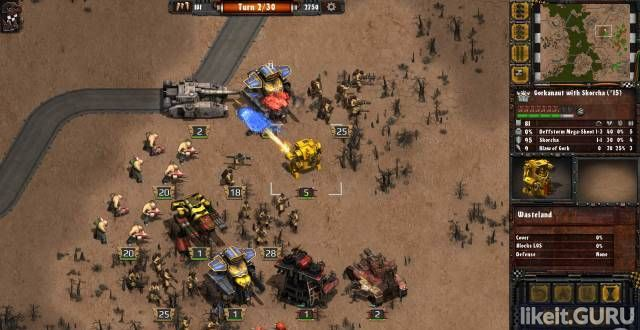Game Warhammer 40, 000 Armageddon - Da Orks, download, torrent Warhammer 40,000 Armageddon