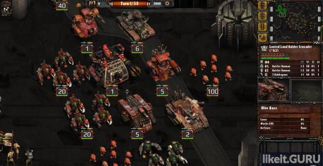 Download game Warhammer 40,000 Armageddon for free