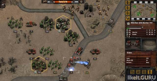 Free Warhammer 40,000 Armageddon game torrent