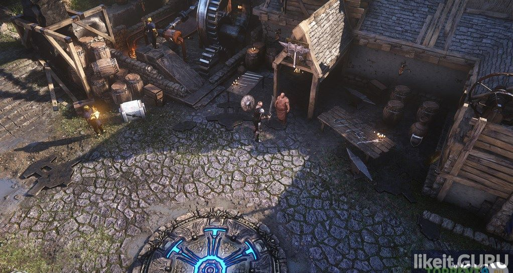 Wolcen Lords of Mayhem download torrent