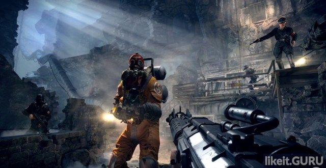 Download Wolfenstein The Old Blood torrent pc for free