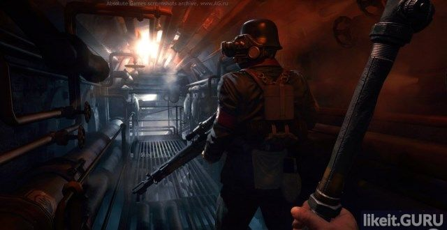 Download game Wolfenstein The Old Blood for free