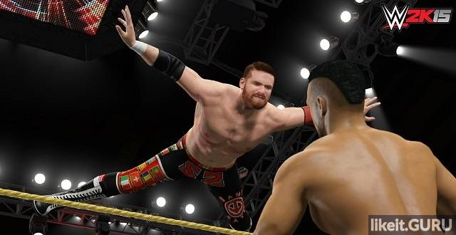 The Game WWE 2K15 torrent download WWE 2K15