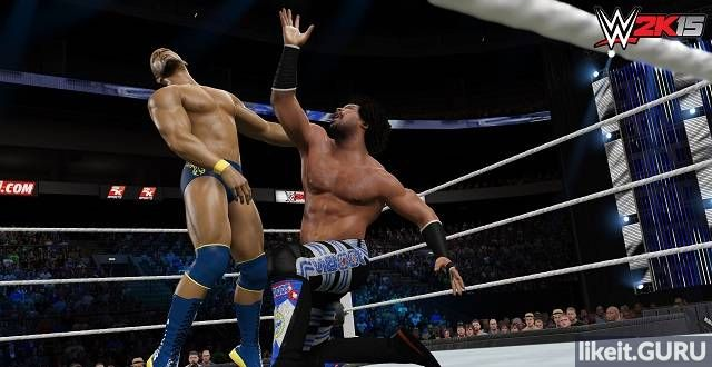 Download WWE 2K15 torrent pc for free