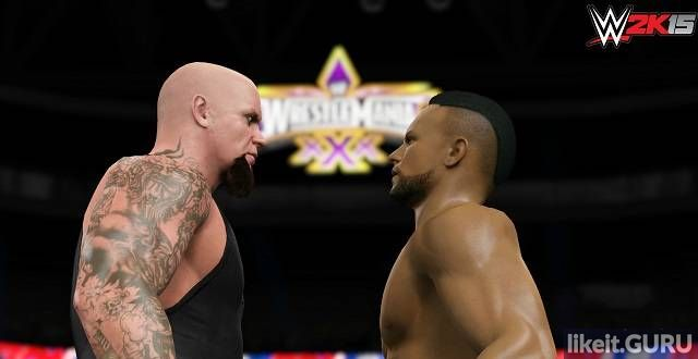 Free download WWE 2K15 torrent