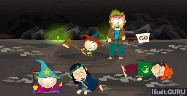 South Park Stick of Truth Action Games, Adventure, RPG download torrent