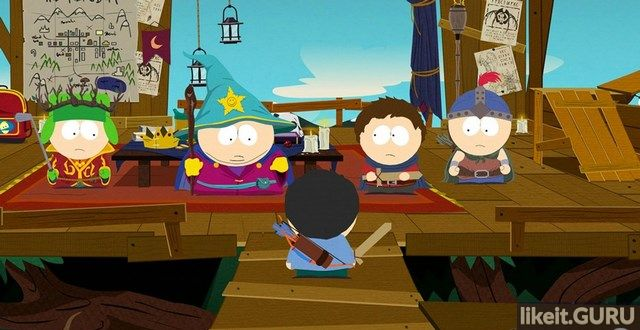 Download South Park Stick of Truth torrent pc for free