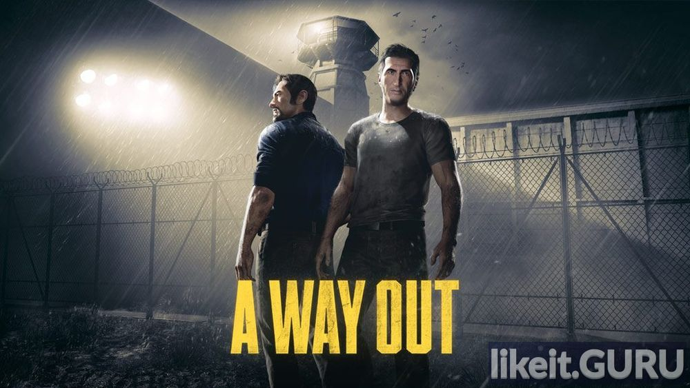 Download full game A Way Out via torrent on PC