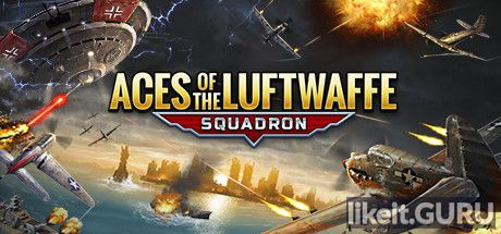 ✅ Download Aces of the Luftwaffe - Squadron Full Game Torrent | Latest version [2020] Arcade