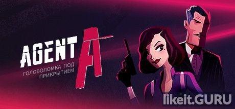 ✔️ Download Agent A: A puzzle in disguise Full Game Torrent | Latest version [2020] Adventure
