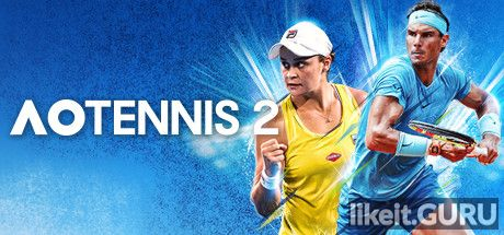 Download full game AO Tennis 2 via torrent on PC
