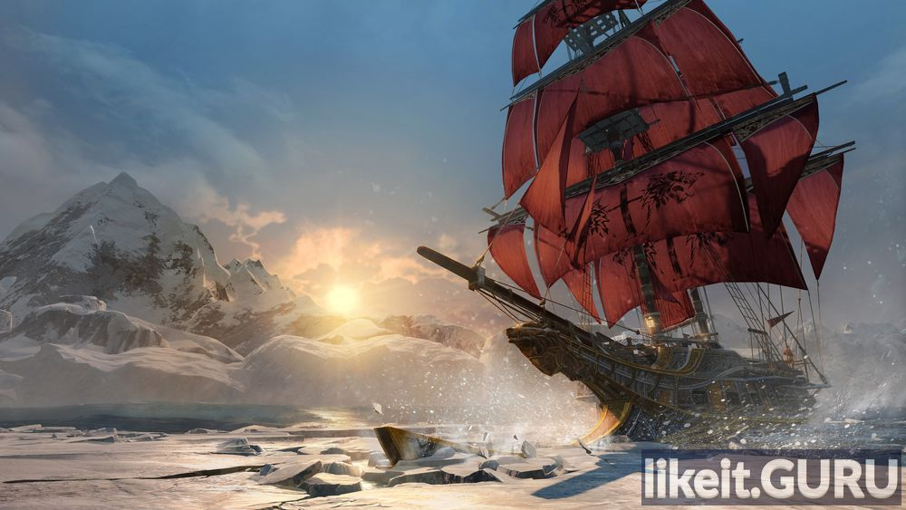 Assassin's Creed Rogue game screen