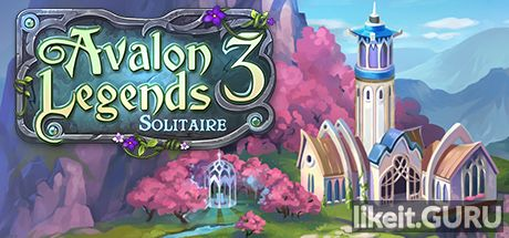 Download full game Avalon Legends Solitaire 3 via torrent on PC