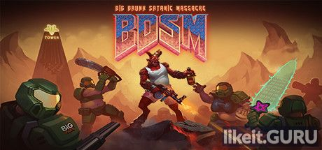 ✅ Download BDSM: Big Drunk Satanic Massacre Full Game Torrent | Latest version [2020] RPG