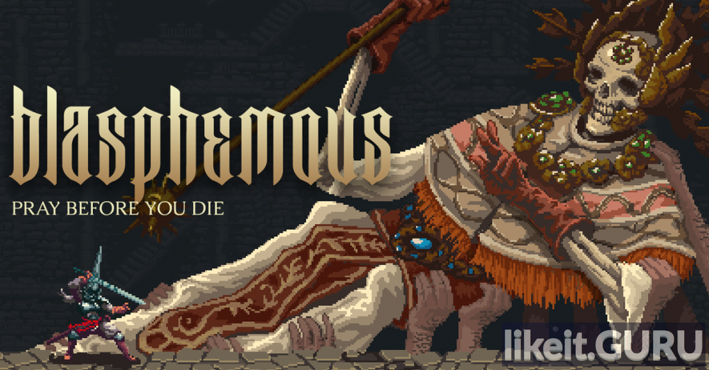 Blasphemous Download full game via torrent on PC