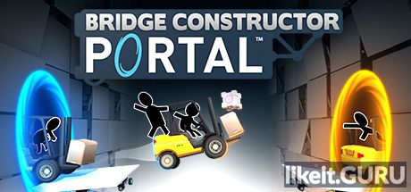 ✔️ Download Bridge Constructor Portal Full Game Torrent | Latest version [2020] Adventure