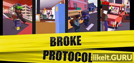 ✅ Download Broke Protocol Full Game Torrent | Latest version [2020] RPG