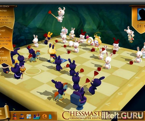 Chessmaster game screen