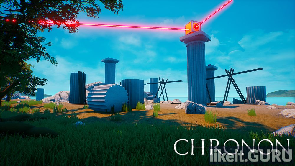 Chronon game screen