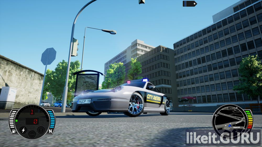 City Patrol: Police game screen