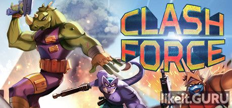 ✅ Download Clash Force Full Game Torrent | Latest version [2020] Arcade