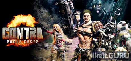 ✔️ Download CONTRA: ROGUE CORPS Full Game Torrent | Latest version [2020] Action