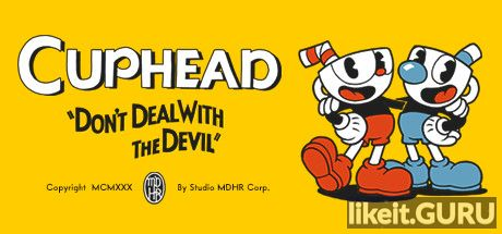 Cuphead Download full game via torrent on PC