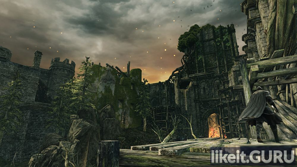 Dark Souls 2: Scholar of the First Sin game screen
