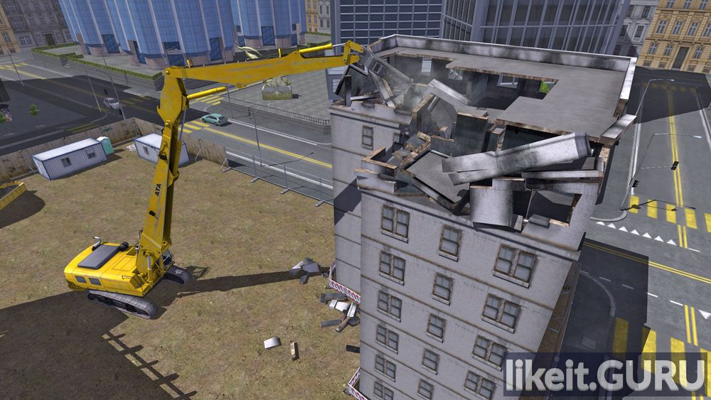 Demolition Company game screen