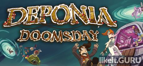 ✅ Download Deponia Doomsday Full Game Torrent | Latest version [2020] Adventure
