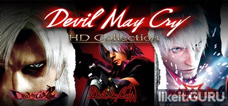 Download full game Devil May Cry HD Collection via torrent on PC