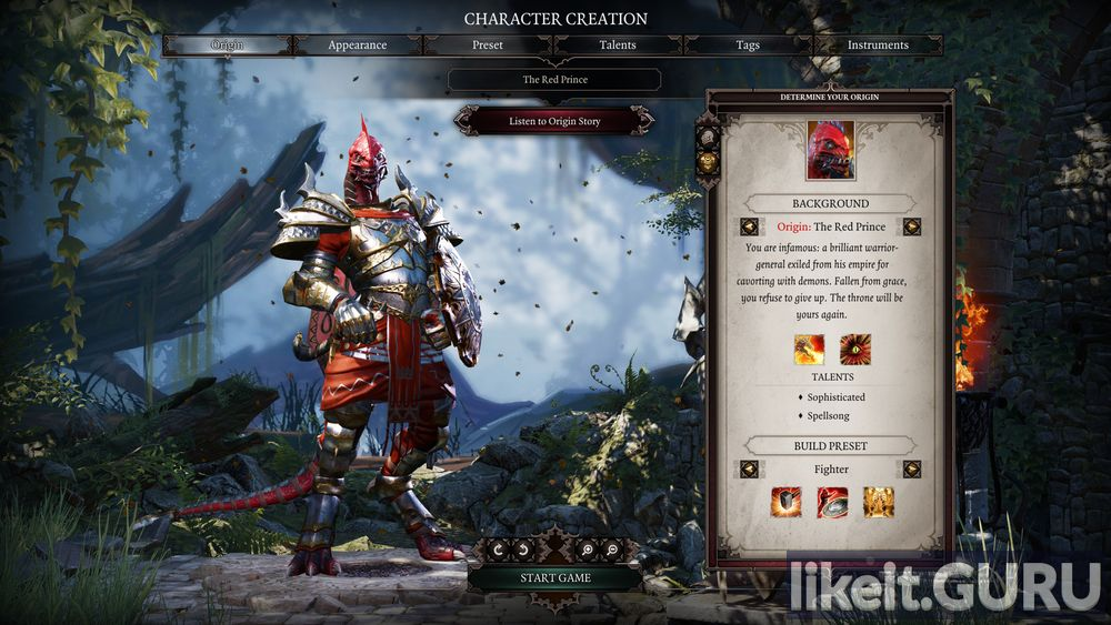 Divinity: Original Sin 2 game screen