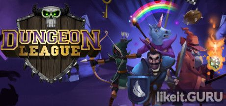 Download full game Dungeon League via torrent on PC
