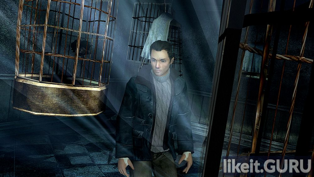 Fahrenheit: Indigo Prophecy Remastered game screen