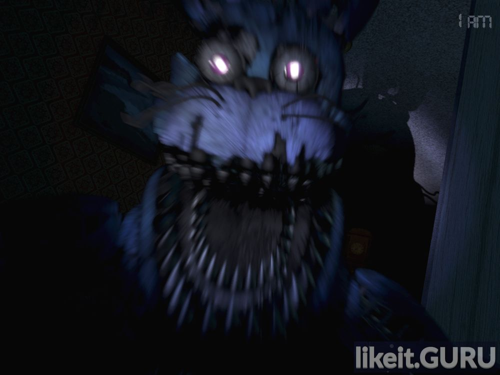 Five Nights at Freddy's 4 game screen