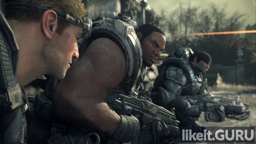Gears of War: Ultimate Edition game screen