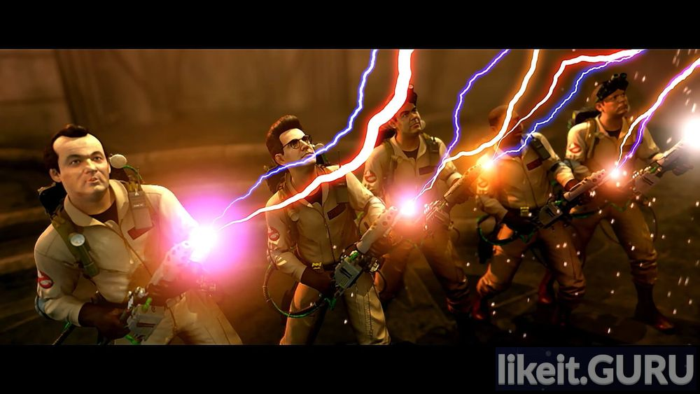 Ghostbusters: The Video Game Remastered game screen