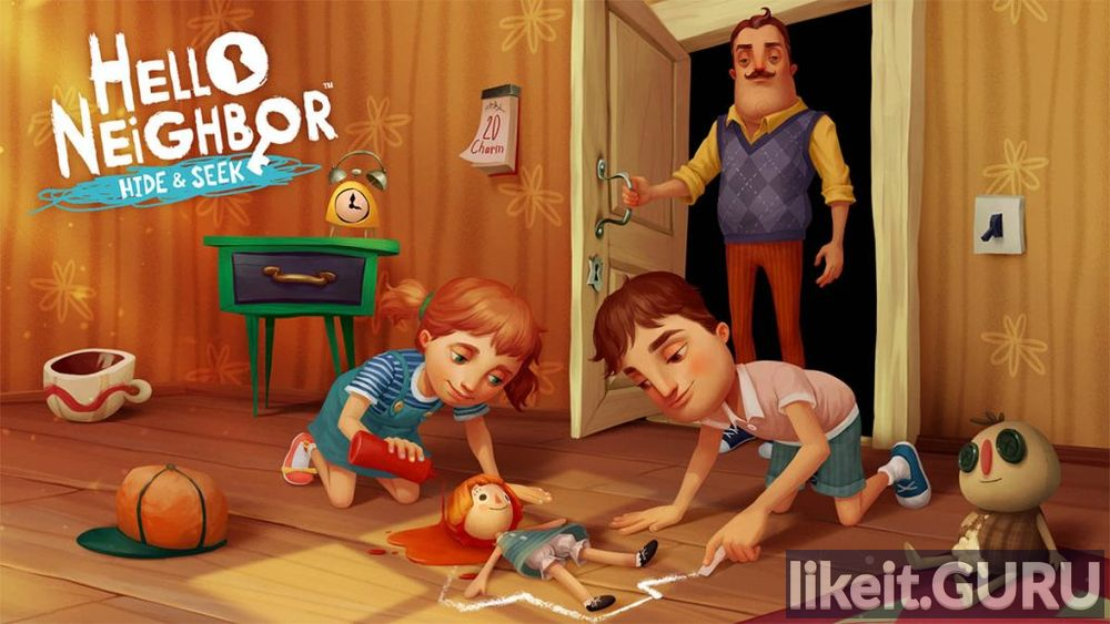 ✅ Download Hello Neighbor: Hide and Seek Full Game Torrent | Latest version [2020] Adventure