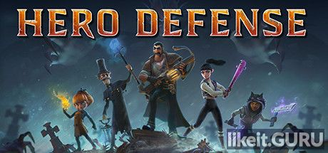 ✔️ Download Hero Defense - Haunted Island Full Game Torrent | Latest version [2020] Strategy