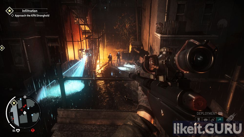 Homefront: The Revolution game screen
