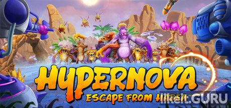✅ Download HYPERNOVA: Escape from Hadea Full Game Torrent | Latest version [2020] Strategy