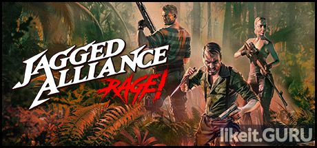 ✅ Download Jagged Alliance: Rage! Full Game Torrent | Latest version [2020] RPG