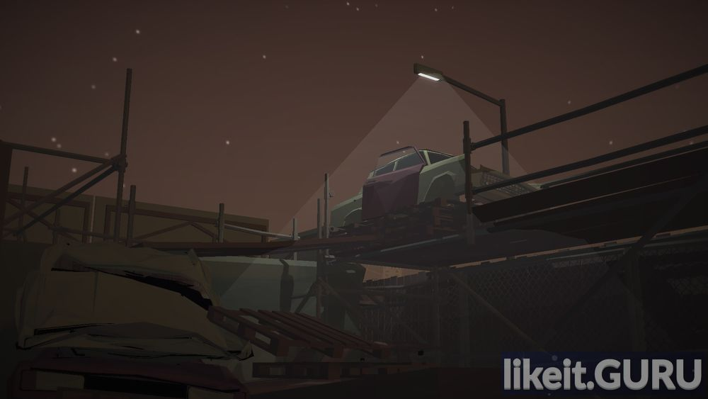 Jalopy game screen