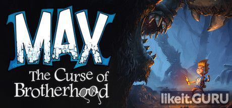 Download full game Max: The Curse of Brotherhood on PC via torrent