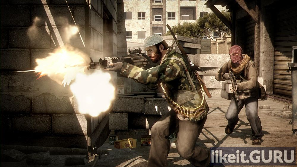 Medal of Honor game screen